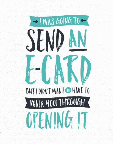 E-Cards For Adults