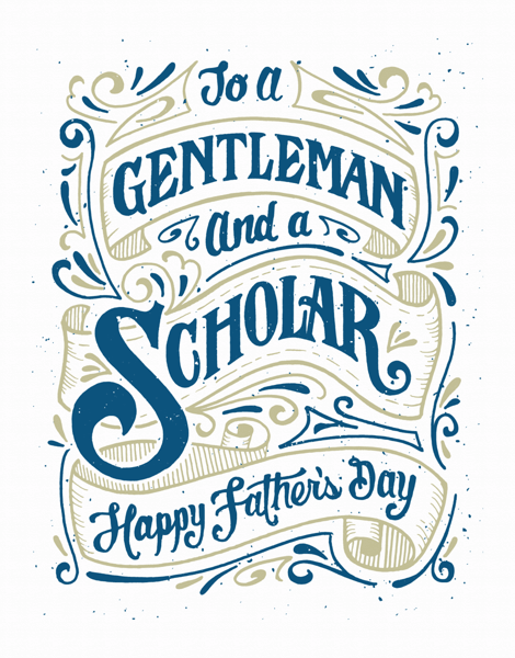 Father's Day Scholar