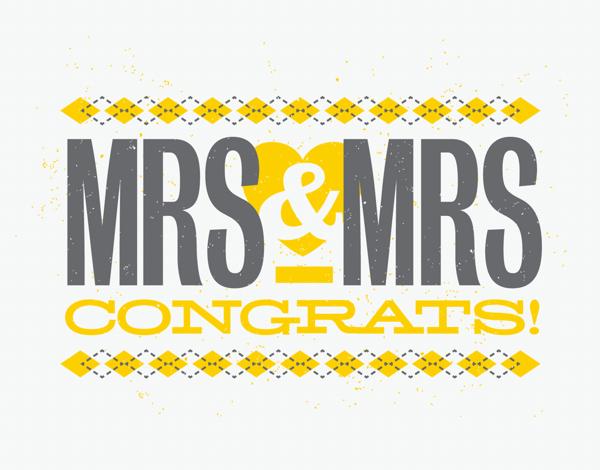 Mrs. Happy Couple