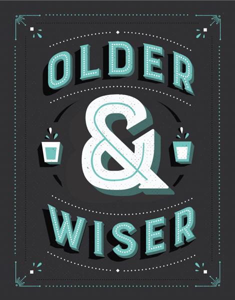 Older And Wiser