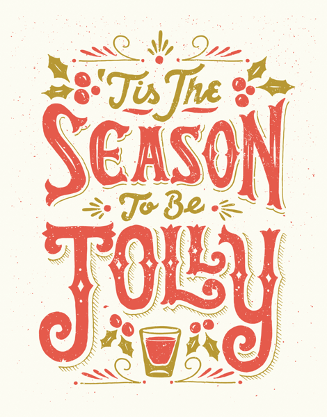 Tis The Season To Be Jolly