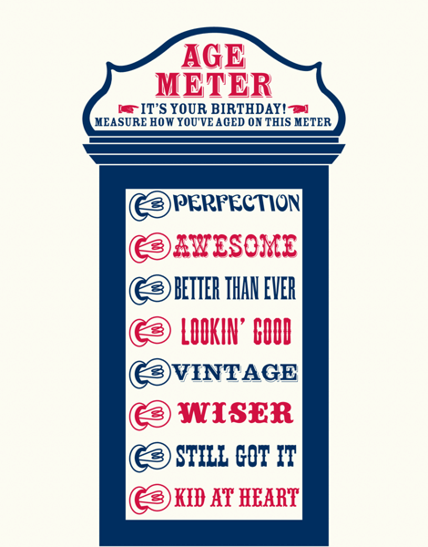 Age Meter