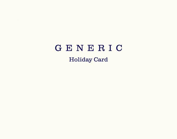 Generic Holiday