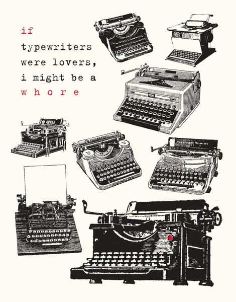 Typewriter Whore