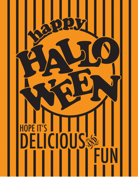 Delicious & Fun Halloween