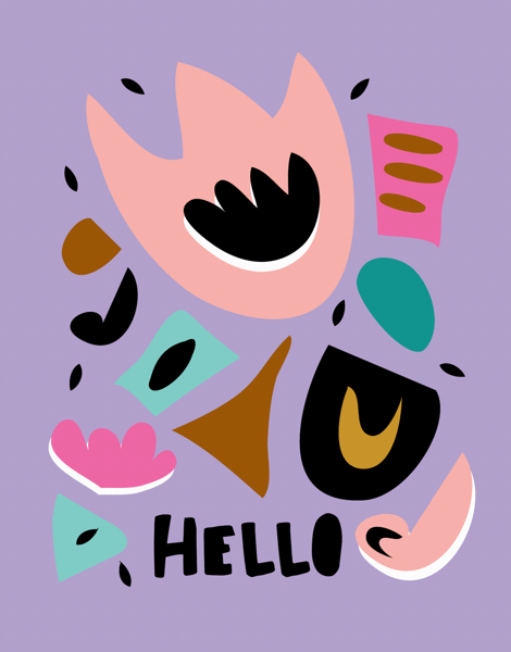 Hello Shapes