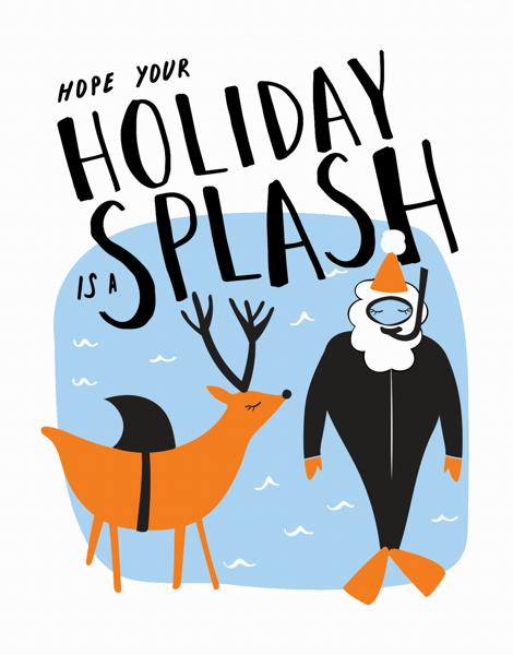 Holiday Splash