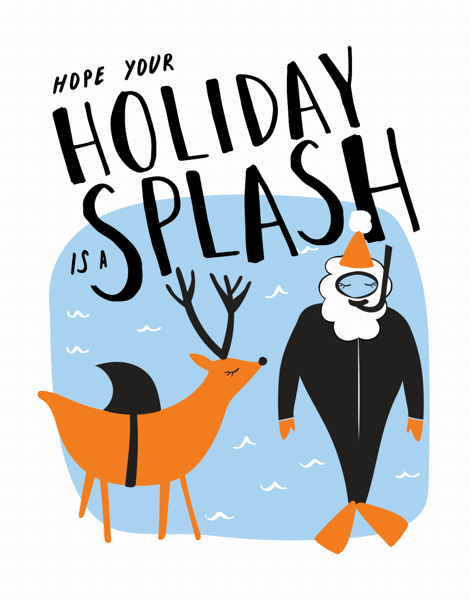 Holiday Splash