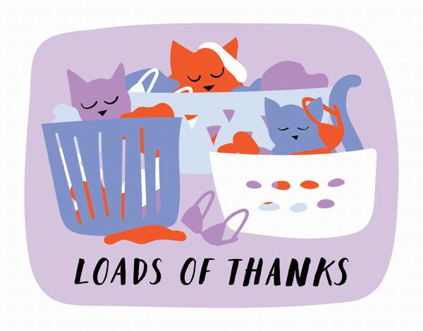Loads Of Thanks