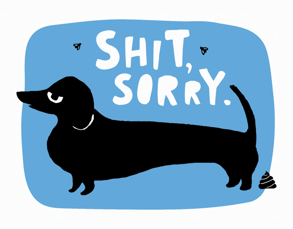 Shit, Sorry