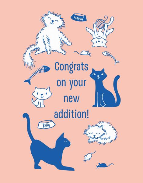Congrats Cat