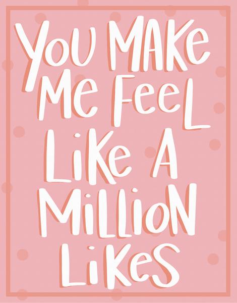 A Million Likes