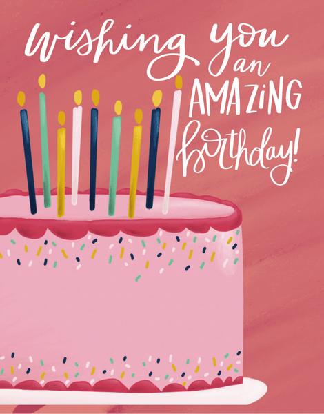 Amazing Birthday
