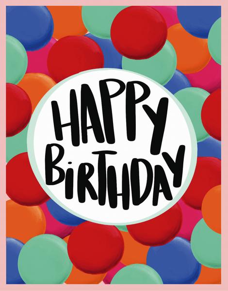 Bubble Birthday