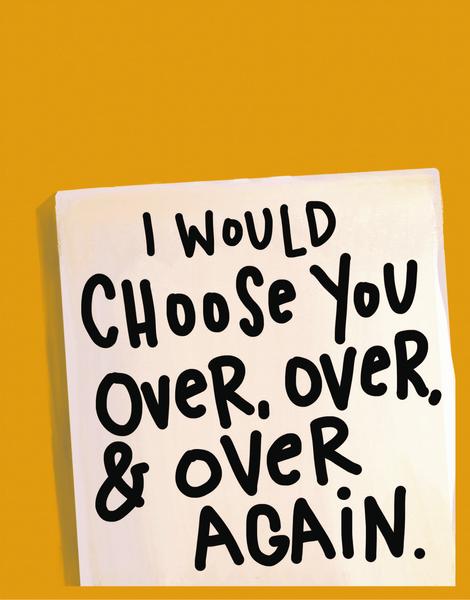 Choose You