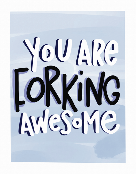 Forking Awesome