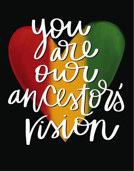Ancestor's Vision Juneteenth