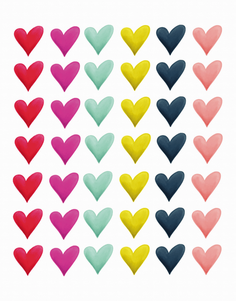 Heart Parade
