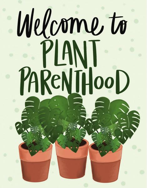 Plant Parenthood