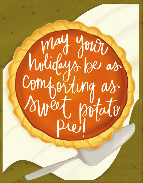 Sweet Potato Comfort