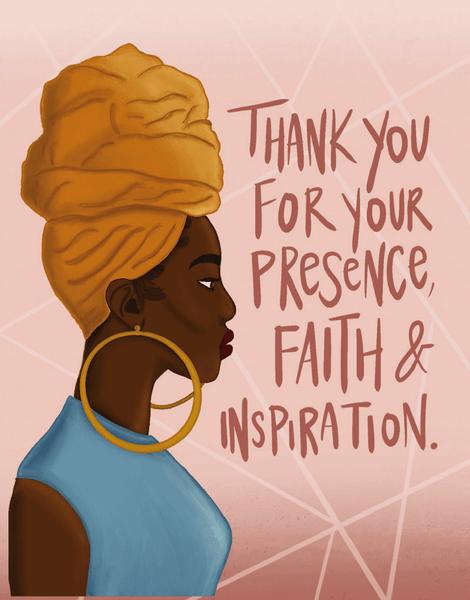 Thankful Presence