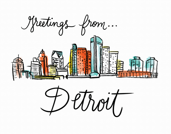 City Detroit