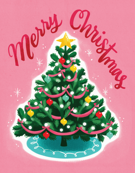Merry Christmas Tree
