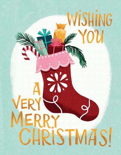 Stocking Christmas