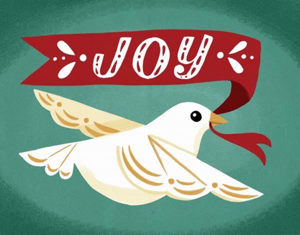 dove-joy-greeting-card