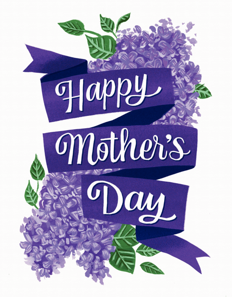 Lilac Mother's Day