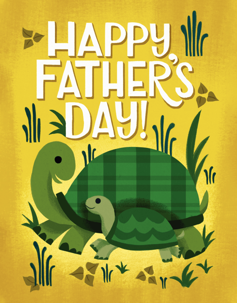 Turtle Father's Day