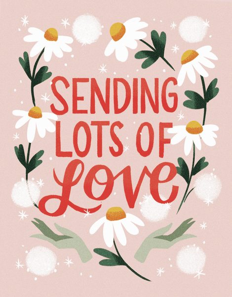 Sending Lots Of Love
