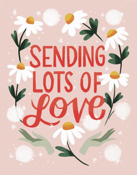 Sending Lots Of Love