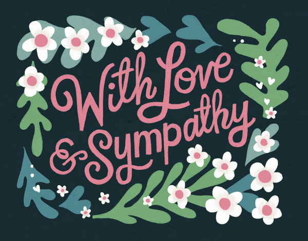 With Love And Sympathy