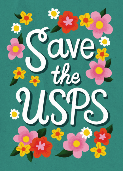 Save The USPS