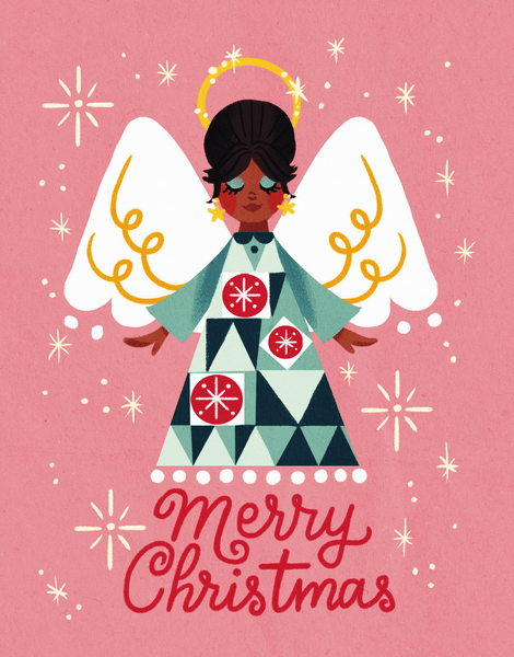 Merry Christmas Angel