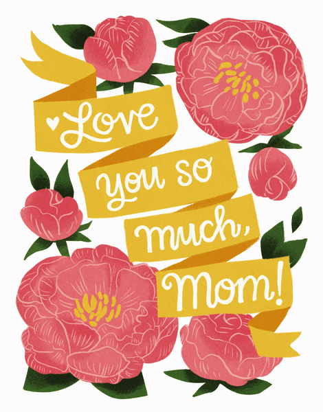 Mother's Day Peonies