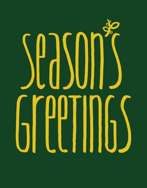 Big Season's Greetings