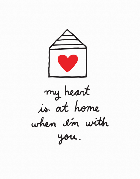 My Heart Is At Home