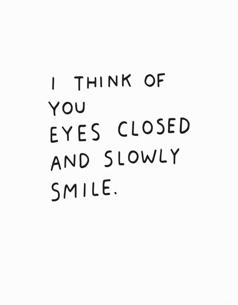 I Think Of You