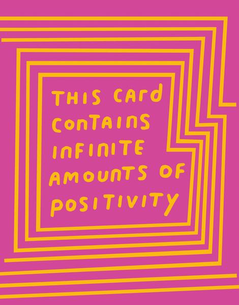Infinite Positivity