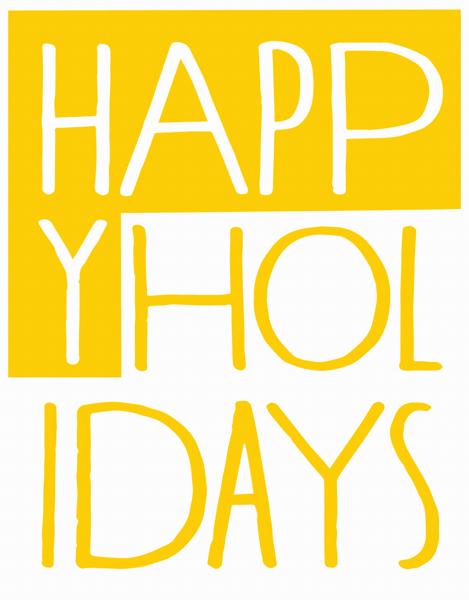 Yellow Holidays