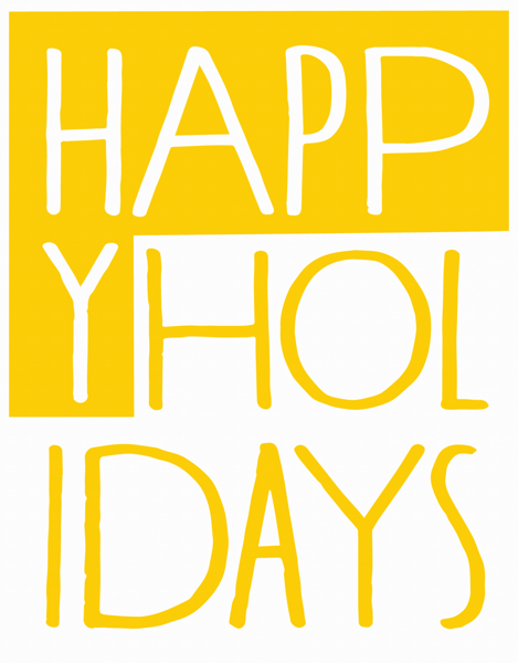 Yellow Holidays