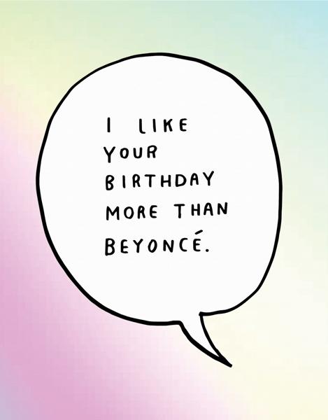 Beyoncé Birthday