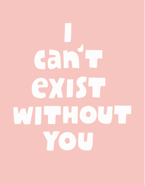 Can't Exist