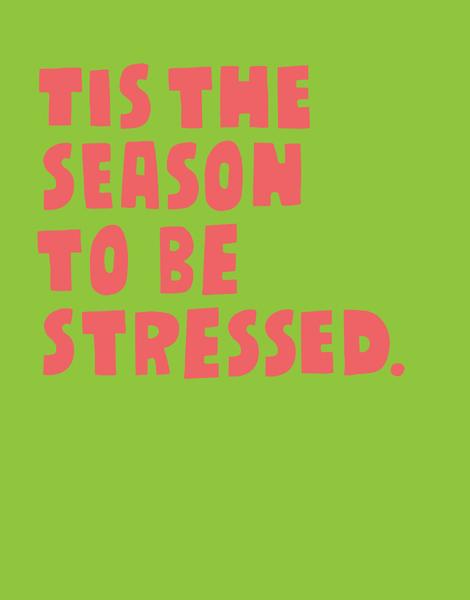 Tis' The Season