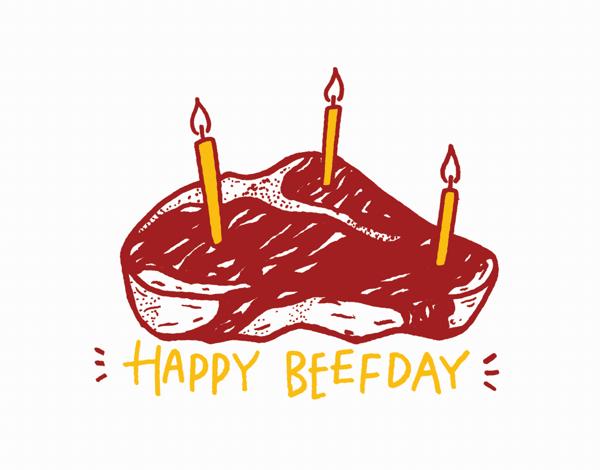 Playful Birthday Card