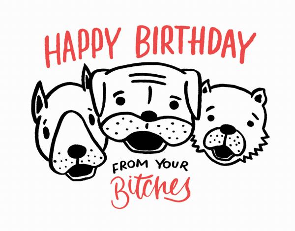 Birthday Bitches