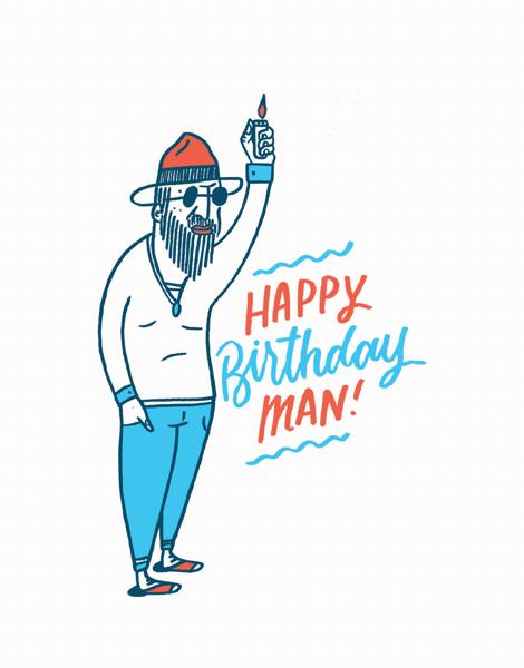 Birthday Man