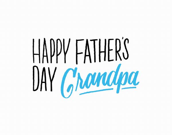 Father's Day Grandpa